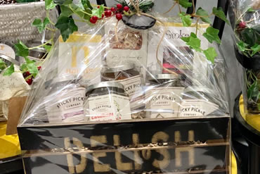 Bespoke Christmas Hampers