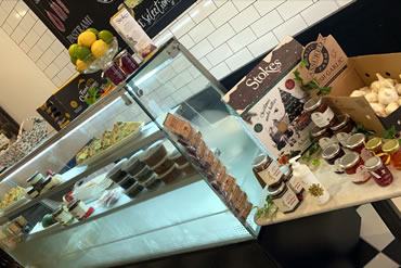 The Delish Deli Counter